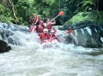 Una aventura de rafting